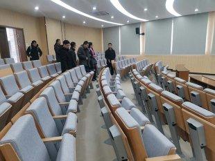 四川职业护理学院一行参观中国药科大学智慧教